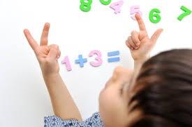 Matematik Dersinde Çocuklar Parmaklarını Kullanmalılar mı?